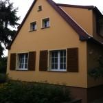 Einfamilienhaus in Werder nachher