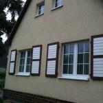 Einfamilienhaus in Werder vorher