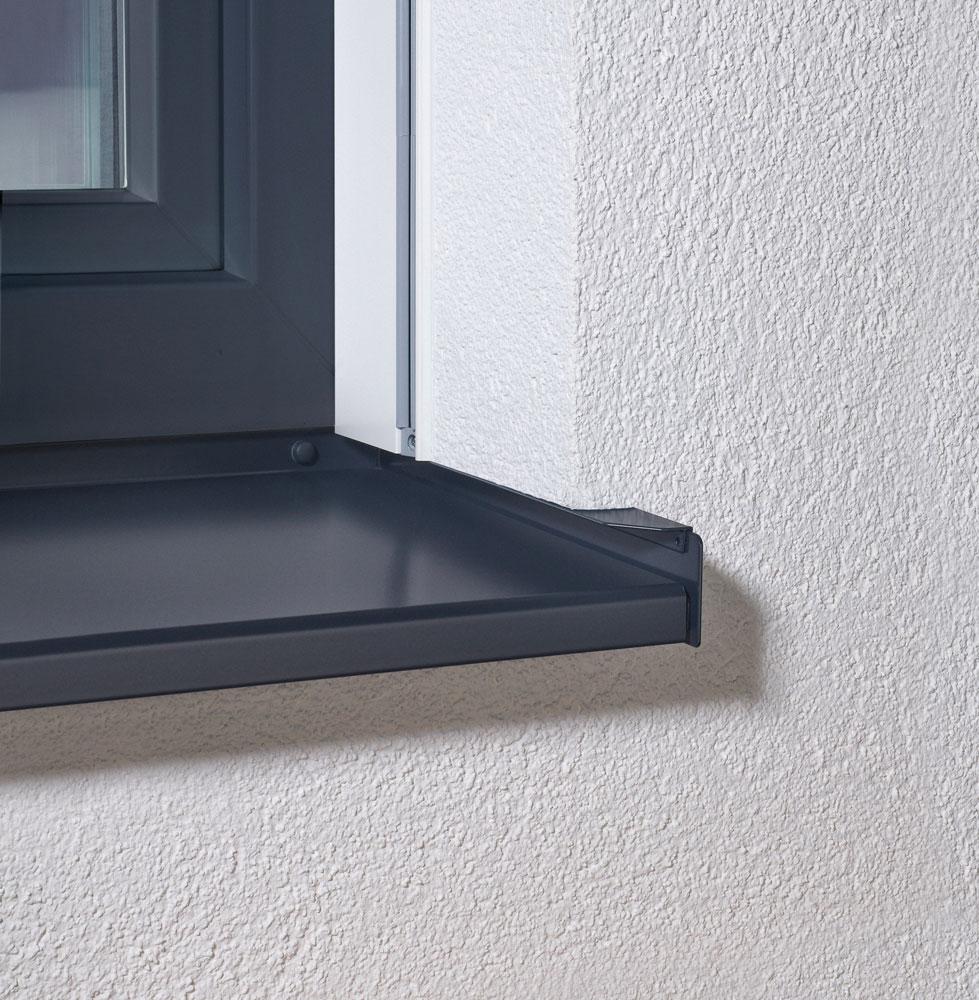 Fensterbankanschluss mit Slide PAL-U